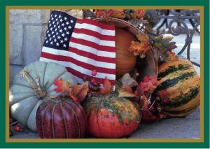 Patriotic Thanksgiving I