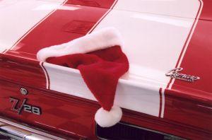Santa's Z28 Sleigh