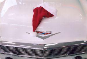 Santa's 57 Chevy